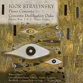 Igor Strawinsky: Concerto for Piano and Wind Instruments / Suites Nos. 1, 2 / Dumbarton Oaks / Serenade / Piano Sonata by Various Artists