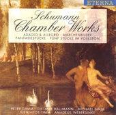 SCHUMANN, R.: 5 Pieces in Folk Style / Marchenbilder / Fantasiestucke / Adagio and Allegro (Simm, Damm, Hallmann, Timm, Webersinke) by Various Artists