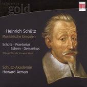 Schütz, Praetorius, Schein & Demantius: 17th-Century Funeral Music by The Schutz Academy Howard Arman