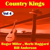 Country Kings , Volume Four - Miller, Haggard, Anderson by Various Artists
