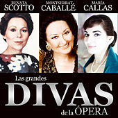 Las Grandes Divas de la Ópera by Various Artists