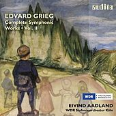 Edvard Grieg: Works for String Orchestra - Two Elegiac Melodies, Suite for string orchestra