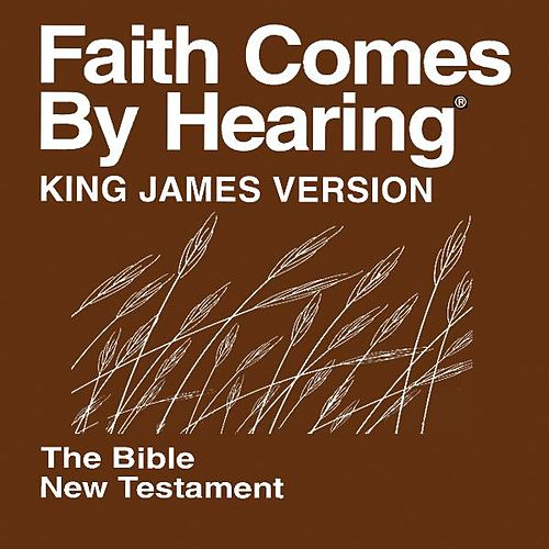 KJV New Testament - King James Version (Non-Dramatized) by The Bible