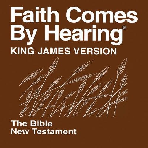 KJV New Testament - King James Version (Non-Dramatized) by The Bible