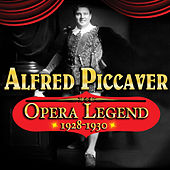 Opera Legend 1928-1930 by Alfred Piccaver