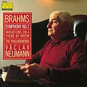 Brahms: Symphony No. 2 - Variations on a Theme by Haydn by Philharmonia Orchestra