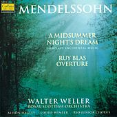 Mendelssohn: A Midsummer Night's Dream (Complete Incidental Music) - Ruy Blas Overture by Various Artists