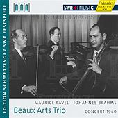 Trio Recital 1960 by Beaux Arts Trio