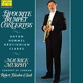 Favourite Trumpet Concertos by Maurice Murphy