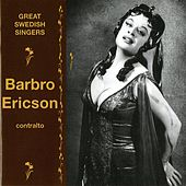Barbro Ericson (1957-1978) by Barbro Ericson