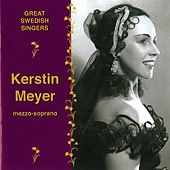 Great Swedish Singers: Kerstin Meyer (1954-1972) by Kerstin Meyer