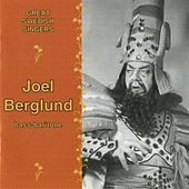 Great Swedish Singers: Joel Berglund (1937-1961) by Joel Berglund