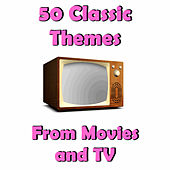 50 Classic Themes from Movies and TV by Pianissimo Brothers