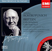 Great Artists of the Century by Mstislov Rostropovich