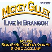 Live in Branson by Mickey Gilley