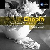 Piano Sonatas 2 and 3 by Frederic Chopin