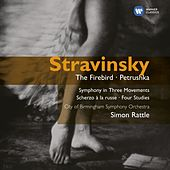 The Firebird / Petushka by Igor Stravinsky