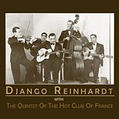 With The Quintet Of The Hot Club Of France by Django Reinhardt