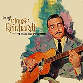 The Best Of Django Reinhardt by Django Reinhardt