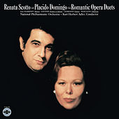 Plácido Domingo: Romantic Opera Duets by National Philharmonic Orchestra