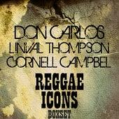 Reggae Icons Boxset Platinum Edition by Various Artists