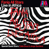 Live in Africa by Fania All-Stars