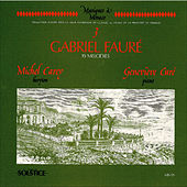 Faure: 19 Melodies by Michel Carey