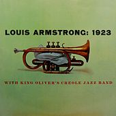 Louis Armstrong: 1923 by Lionel Hampton