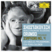Shostakovich: Prologue to 'Orango'; Symphony No.4 by Los Angeles Philharmonic