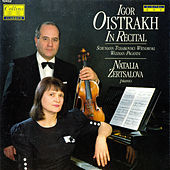 Igor Oistrakh in Recital by Igor Oistrakh