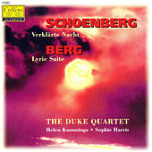 Berg: Lyric Suite - Schönberg: Verklärte Nacht by The Duke Quartet