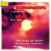 Berg: Lyric Suite - Schönberg: Verklärte Nacht by The Duke Quartet