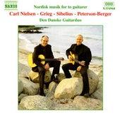 Danske Guitarduo (Den): Nordisk Musik for To Guitarer by Den Danske Guitarduo