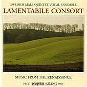 Music from the Renaissance by Lamentabile Consort