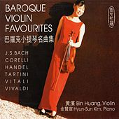 Baroque Violin Favourites by Bin Huang