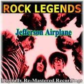 Rock Legends - Jefferson Airplane by Jefferson Airplane