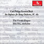 Six Sinfonia for String Orchestra W. 182 by Vivaldi Project