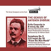 The Genius of Antonín Dvořák by Various Artists
