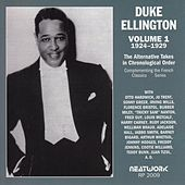 Volume 1 (1924-1929) (The Alternative Takes in Chronological Order) by Duke Ellington