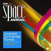 Space Annual 2008 - Unmixed by Various Artists