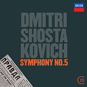 Shostakovich: Symphony No.5 by Royal Philharmonic Orchestra