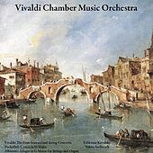 Vivaldi: The Four Seasons and String Concerto - Pachelbel: Canon in D Major - Albinoni: Adagio in G Minor for Strings and Organ by Vivaldi Chamber Music Orchestra