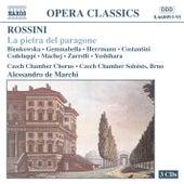 La Pietra del paragone by Gioachino Rossini