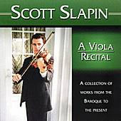 Two Viola Recitals by Various Artists