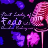 First Lady of Fado, Vol. 1 von Amalia Rodrigues