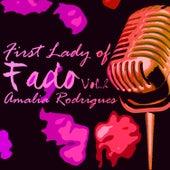 First Lady of Fado, Vol. 2 von Amalia Rodrigues