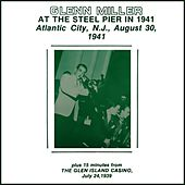 At The Steel Pier In 1941 by Glenn Miller