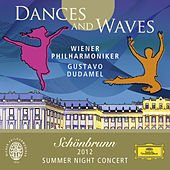 Dances And Waves Schoenbrunn 2012 Summer Night Concert by Gustavo Dudamel