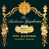 The Beethoven Symphonies by Philharmonia Orchestra