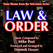 Law & Order - Theme from the TV Series (Mike Post) by Dominik Hauser